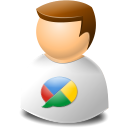 Buzz, Google, texto, User icon