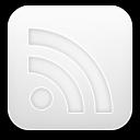 google reader grey icon