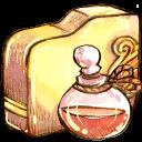 Folder, Potion icon