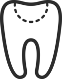 caries Tooth icon