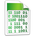 system,binary icon