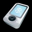 microsoft,zune,white icon
