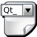 Document, Widget icon