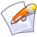 write, edit, writing, document, paper, file icon