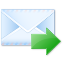 mail, sending emails, letter, email, forward, send icon