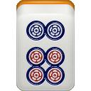pin, mahjong icon
