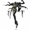 screaming, mantis icon