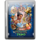 The Princess And The Frog icon