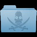 Pirate Folder icon