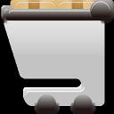 Cart, Full, Shopping icon
