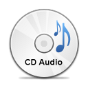 cd, disk, save, audio, disc icon