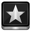 Fav, Metallic icon