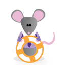 float, officemouse icon