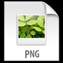 File, Png, z icon