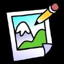 image, picture, pic, photo, editor icon