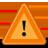 Dialog, Gnome, Warning icon