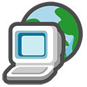 places, my, network icon
