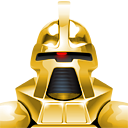 cylon, commander icon
