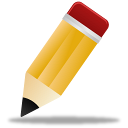 writing, edit, write icon