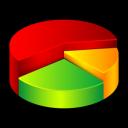 statistics, stats icon