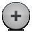 button, grey, add icon