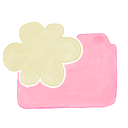 cloud, folder, candy, ak icon