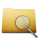 folder,try,orange icon
