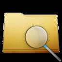 folder,try,orange icon
