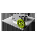 mail,delete,del icon