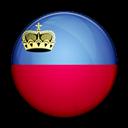 Flag, Liechtenstein, Of icon