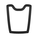 blank, empty, recycle icon