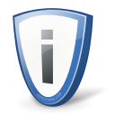 protect, security, guard, info, shield, about, information icon