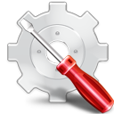Settings, Software icon