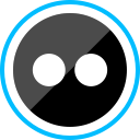 social, media, flickr, corporate, logo icon