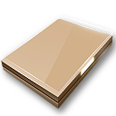 Closed, Folder, Windows icon
