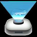 suse, open icon