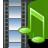 gnome, applications, 48, multimedia icon