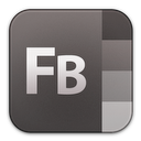 adobe, flash, builder icon
