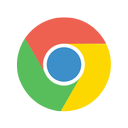 google, social, logo, chrome icon