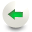 left, arrow, backward, previous, back, prev icon