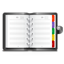 read, book, reading, planner icon