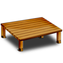 Wood Desk icon