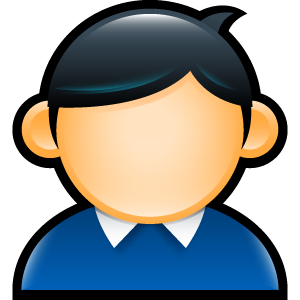 member, people, man, user, profile, account, human, male, person icon
