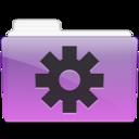 AQUA Smart folder icon