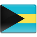 bahamas,flag,country icon