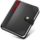Agenda, Black icon