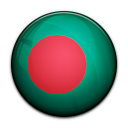 bangladesh, flag, country icon