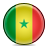 senegal, flag icon