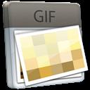 File, Gif, icon