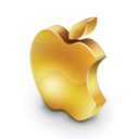 mac,orange icon